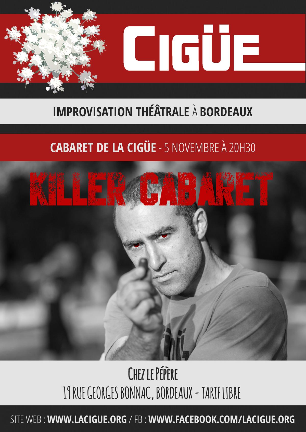 Killer Cabaret
