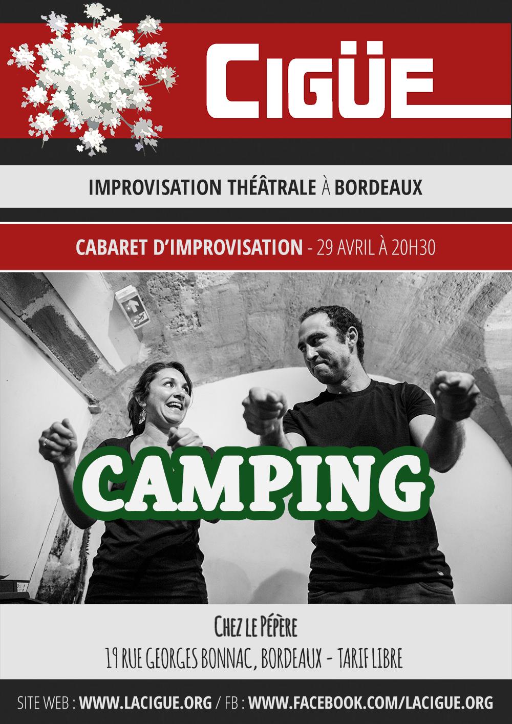 Cabaret Camping