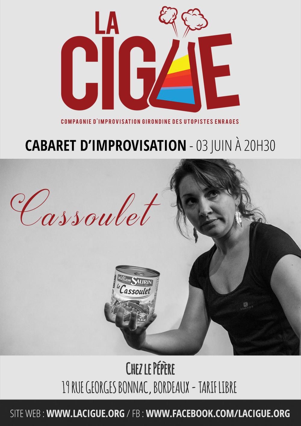 Cabaret Cassoulet