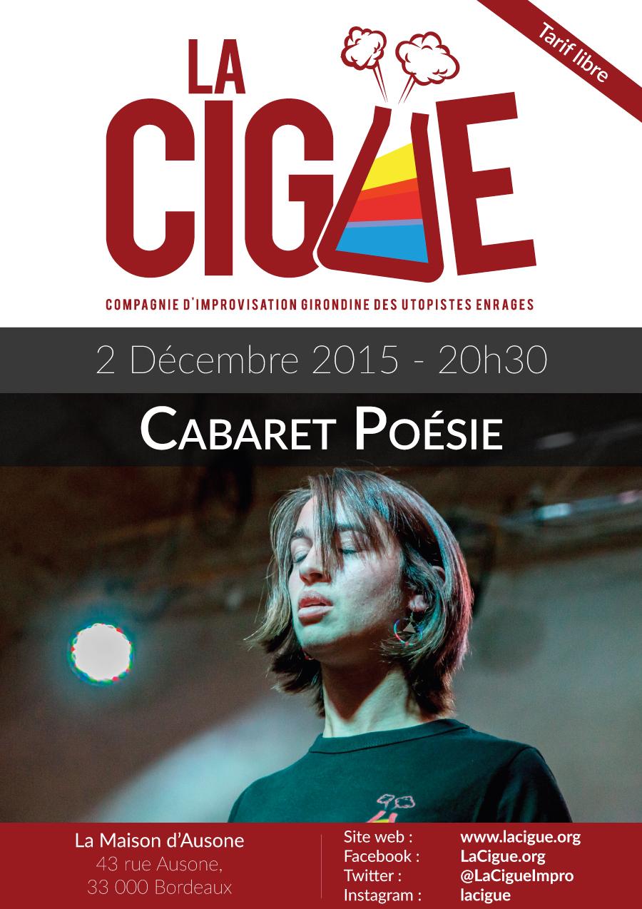 Cabaret Poésie