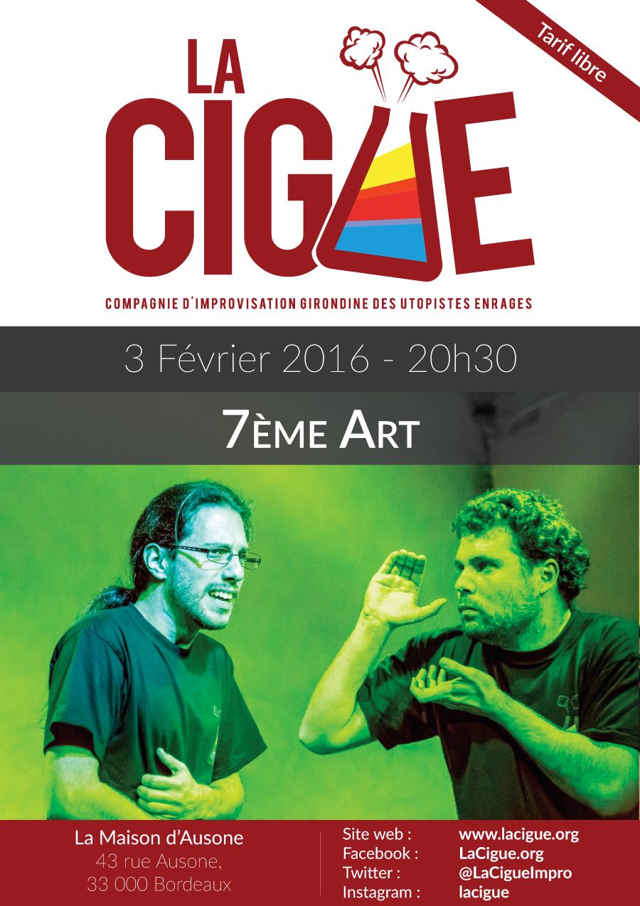 Cabaret 7ème Art
