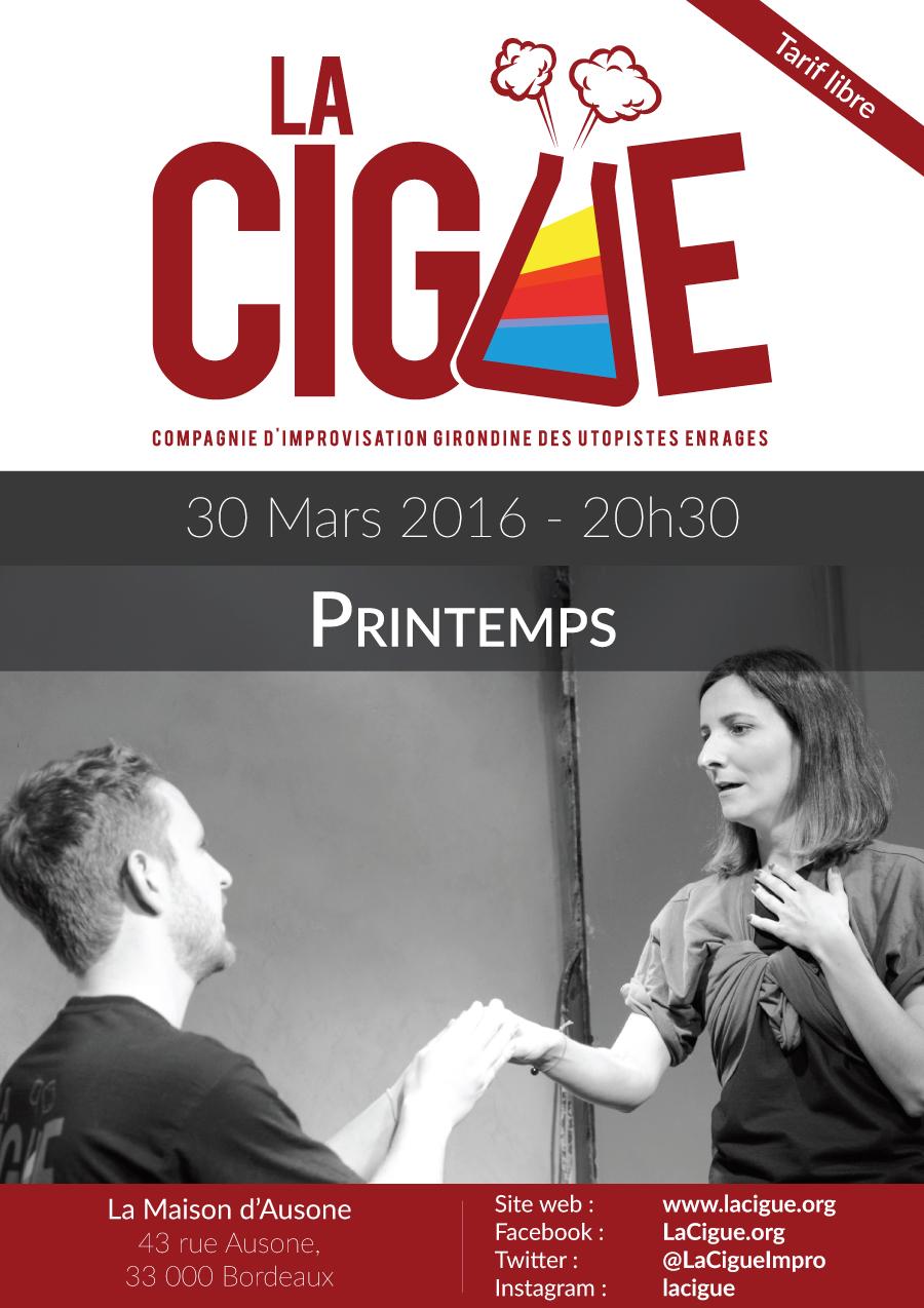 Cabaret «Printemps»