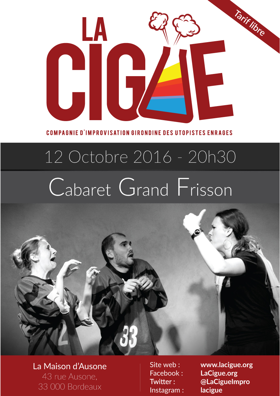 Cabaret Grand Frisson !