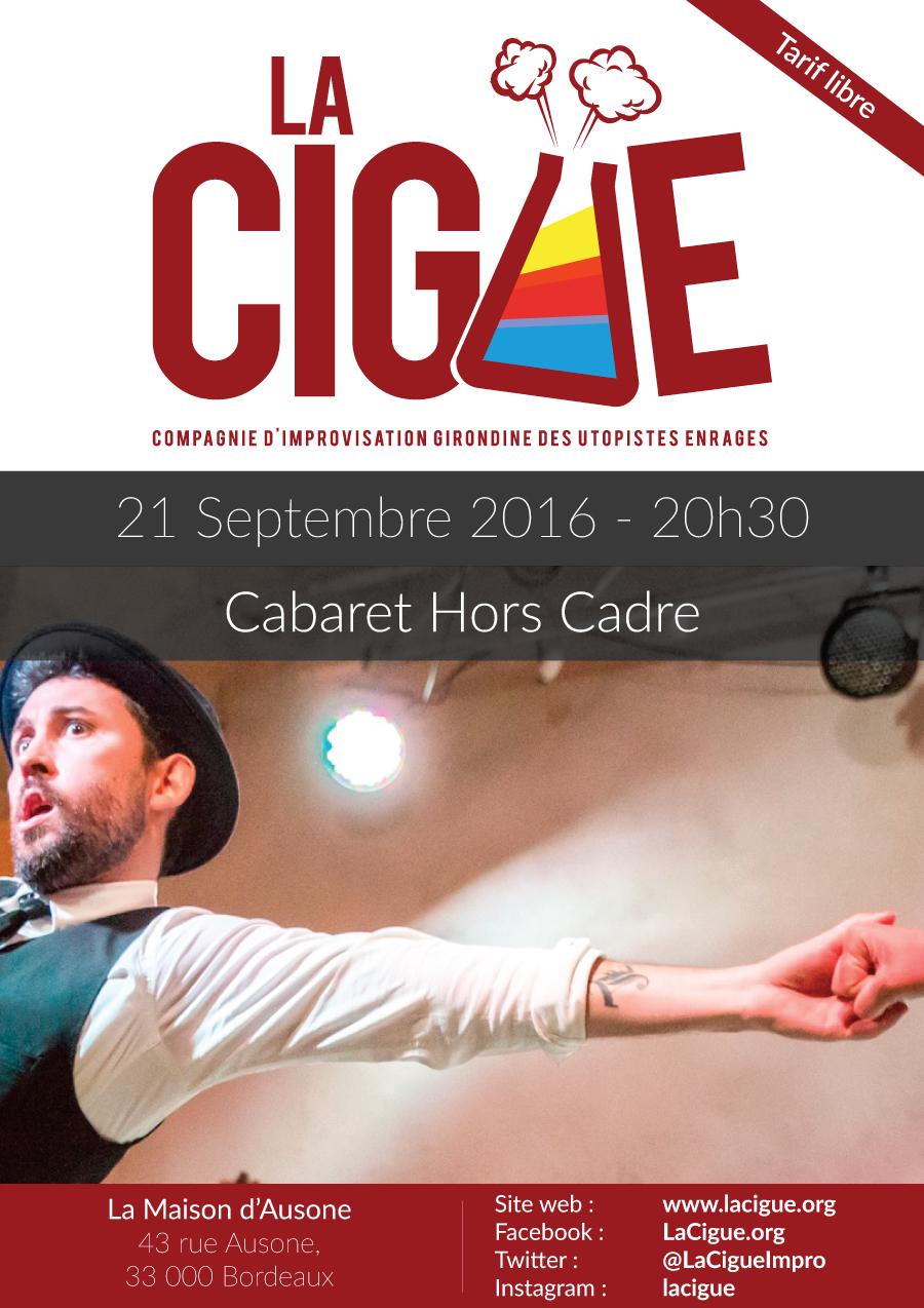 Cabaret Hors Cadre