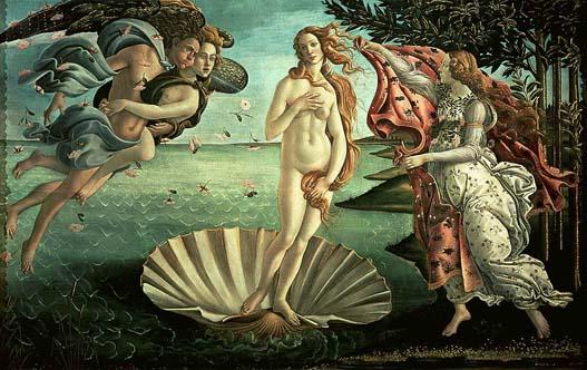 Naissande de Vénus