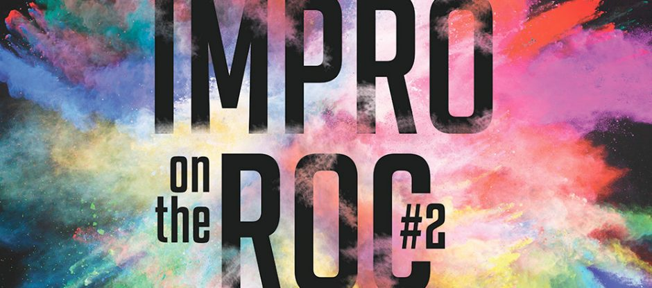 Impro On The Roc #2<br />Le 03 juin 2017 au Rocher de Palmer