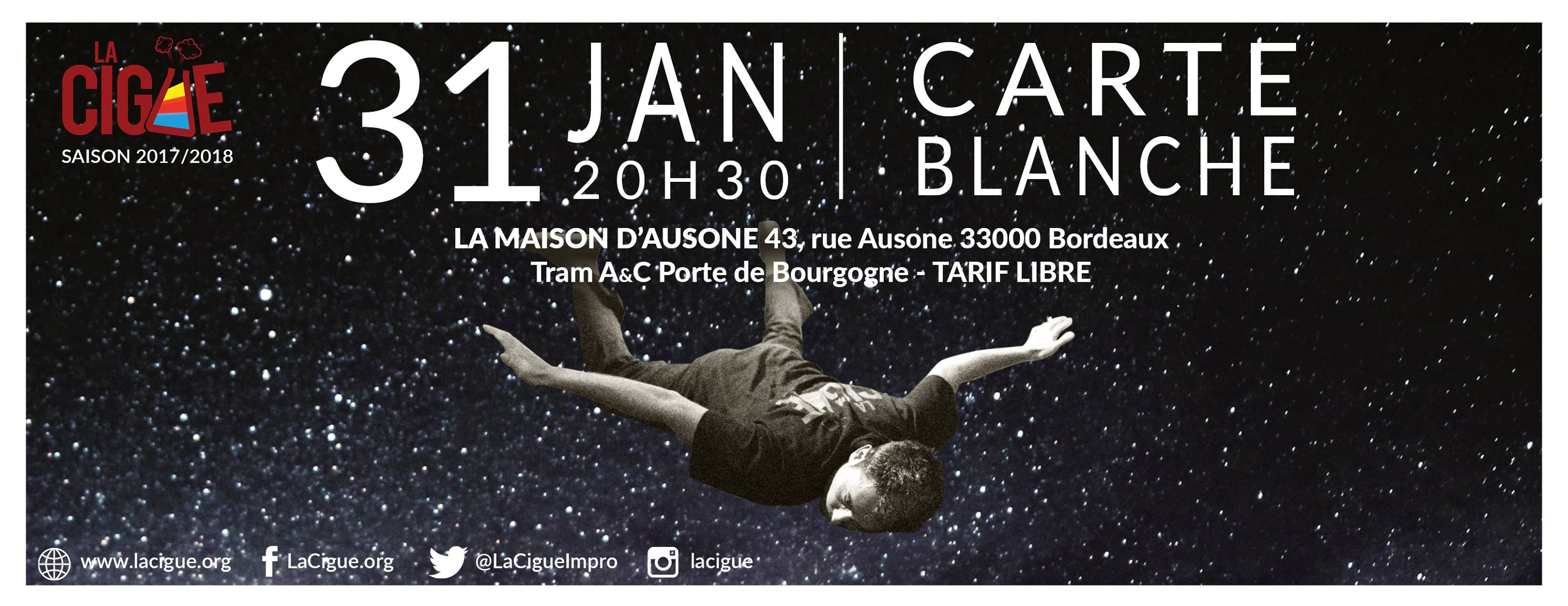 Carte Blanche # 5 – D'Eux