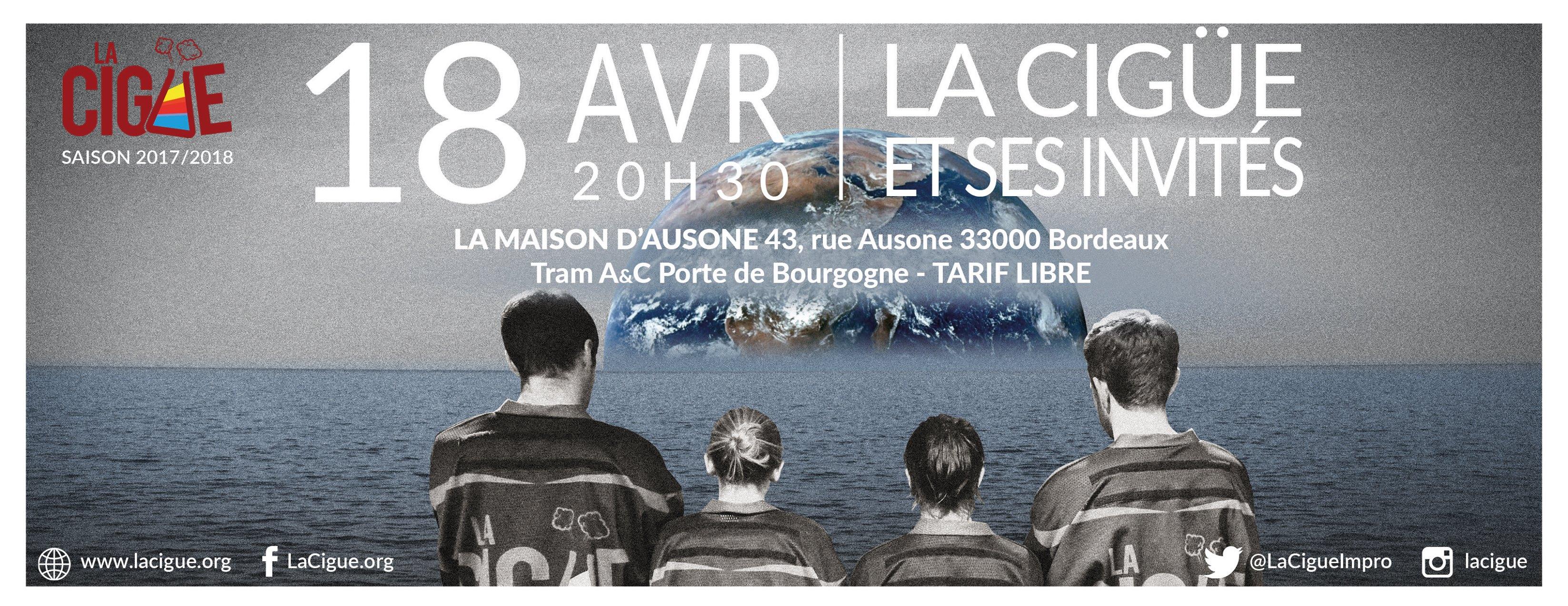 Avec invités # 8 – 4, 3, 2,1 avec La Licoeur