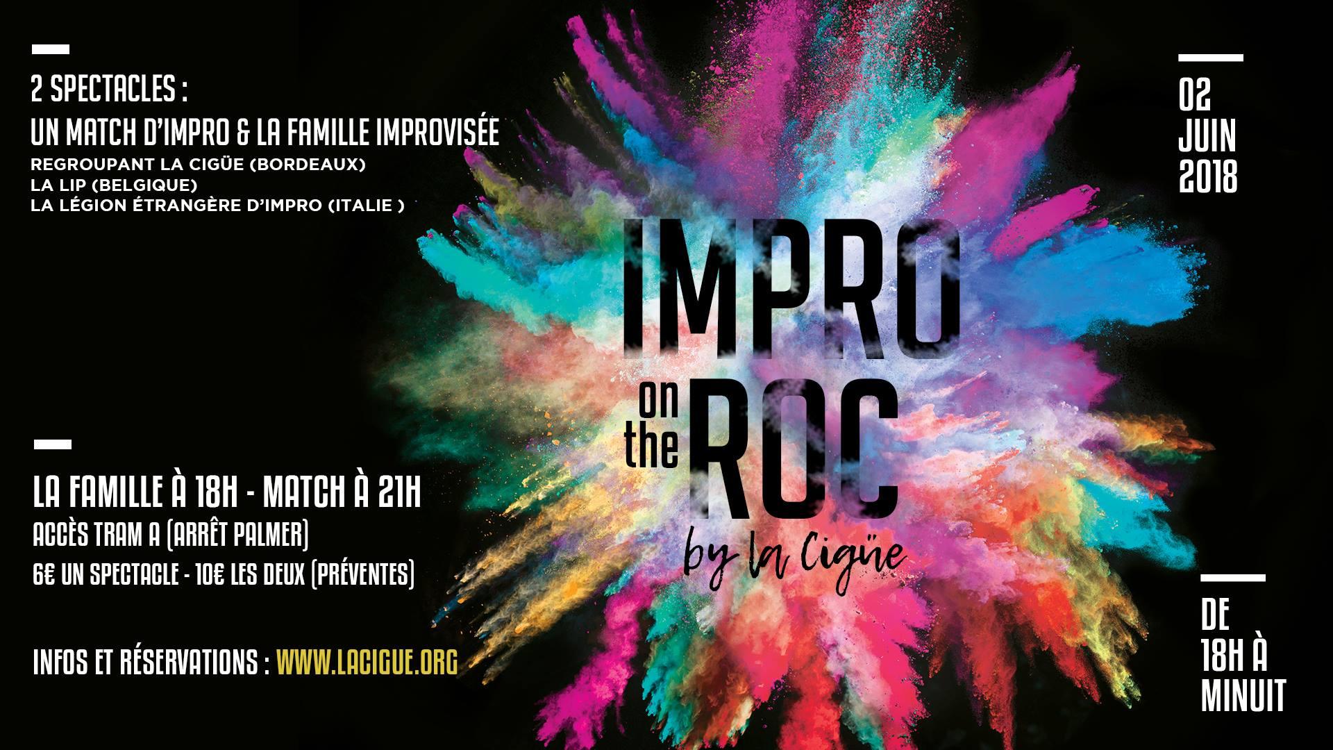 Impro On the Roc' #3