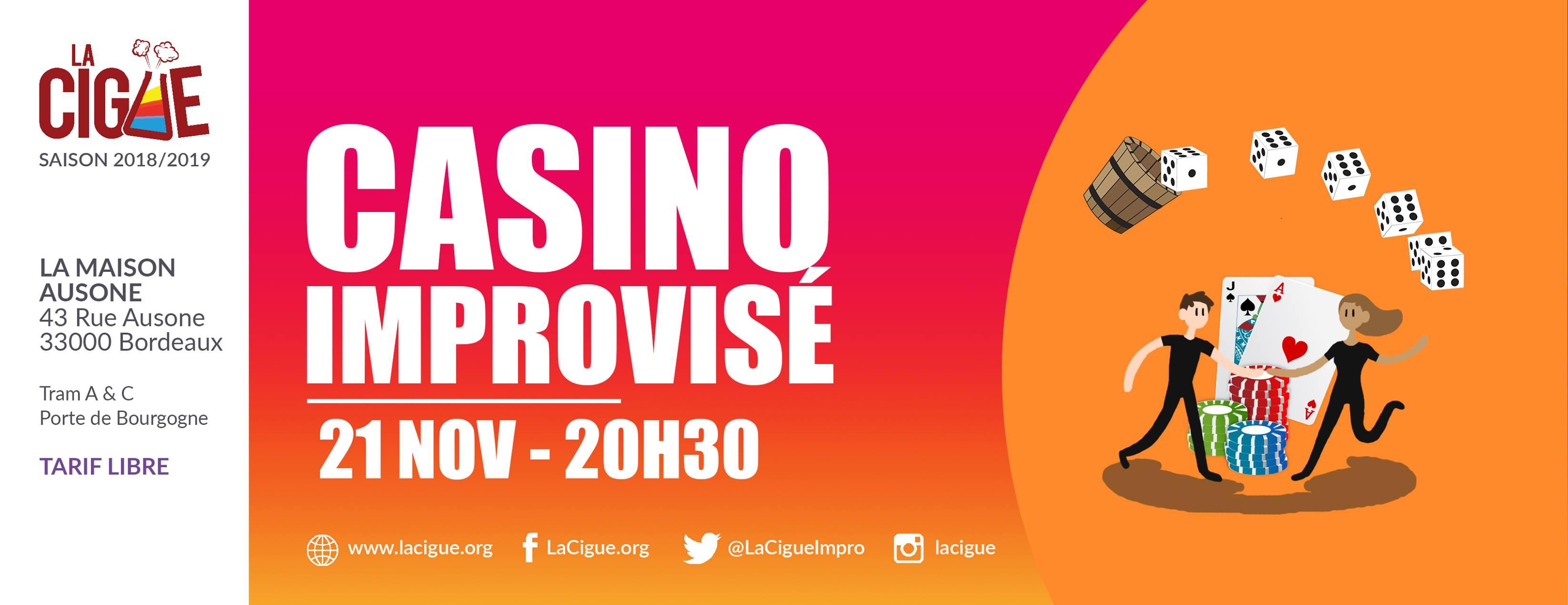 Le Grand Casino – Farewell Ausone