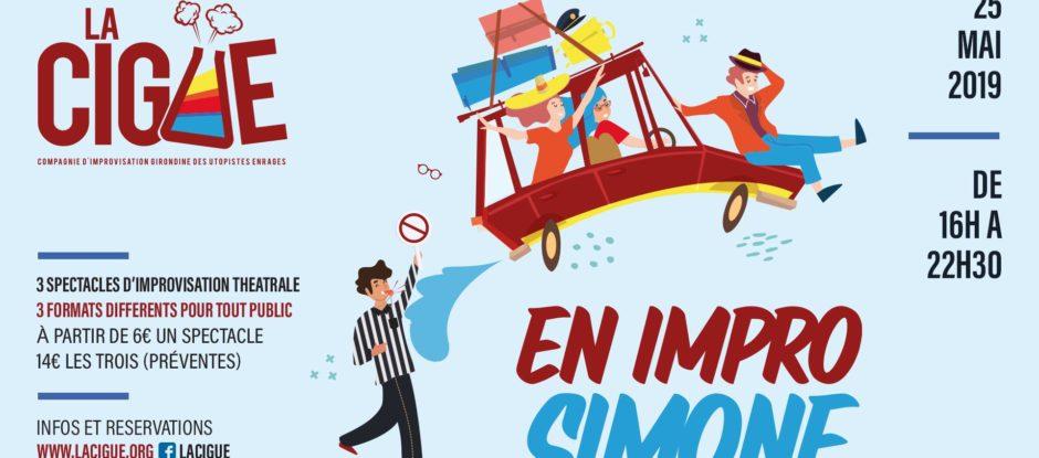 En Impro Simone ! Festival d'Improvisation Théâtrale