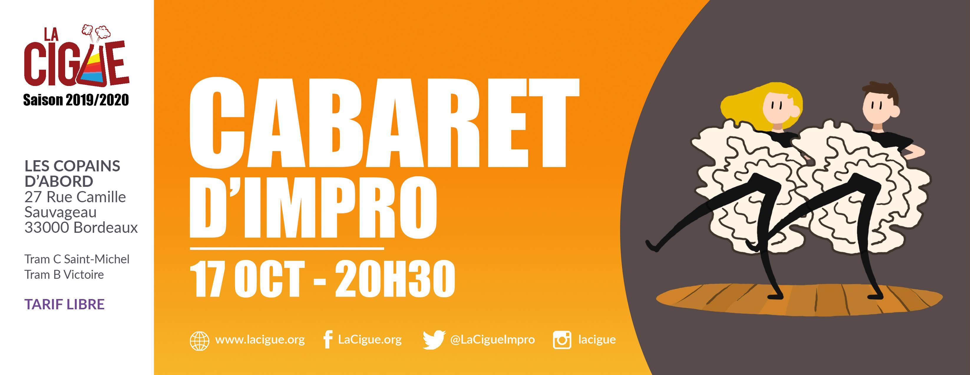 Cabaret d'improvisation #1