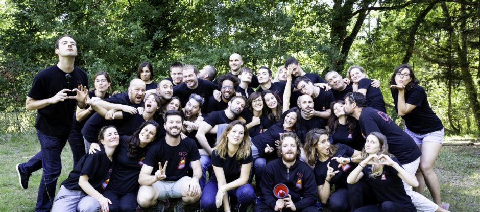 Les improvisateurs de la Cigüe<br />Saison 2019 - 2020