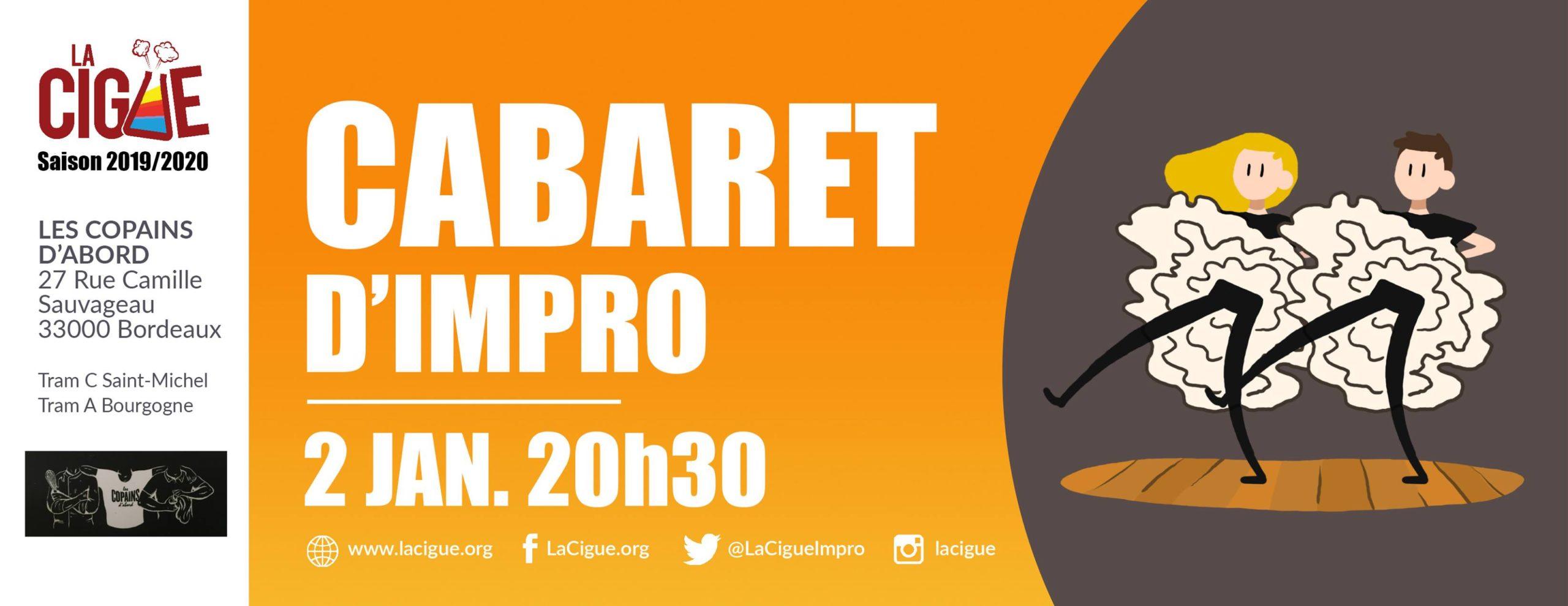Cabaret d' Improvisation #2