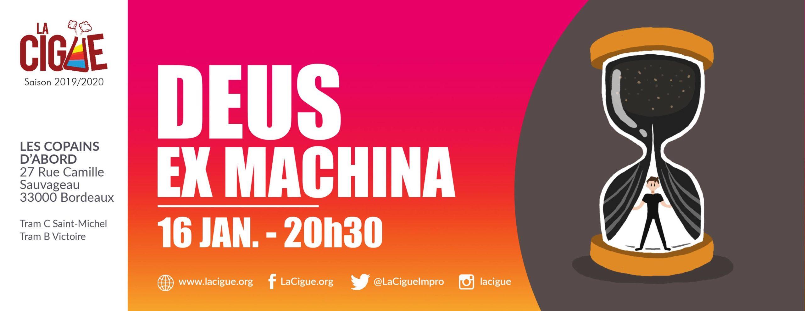 Deus Ex Machina #2
