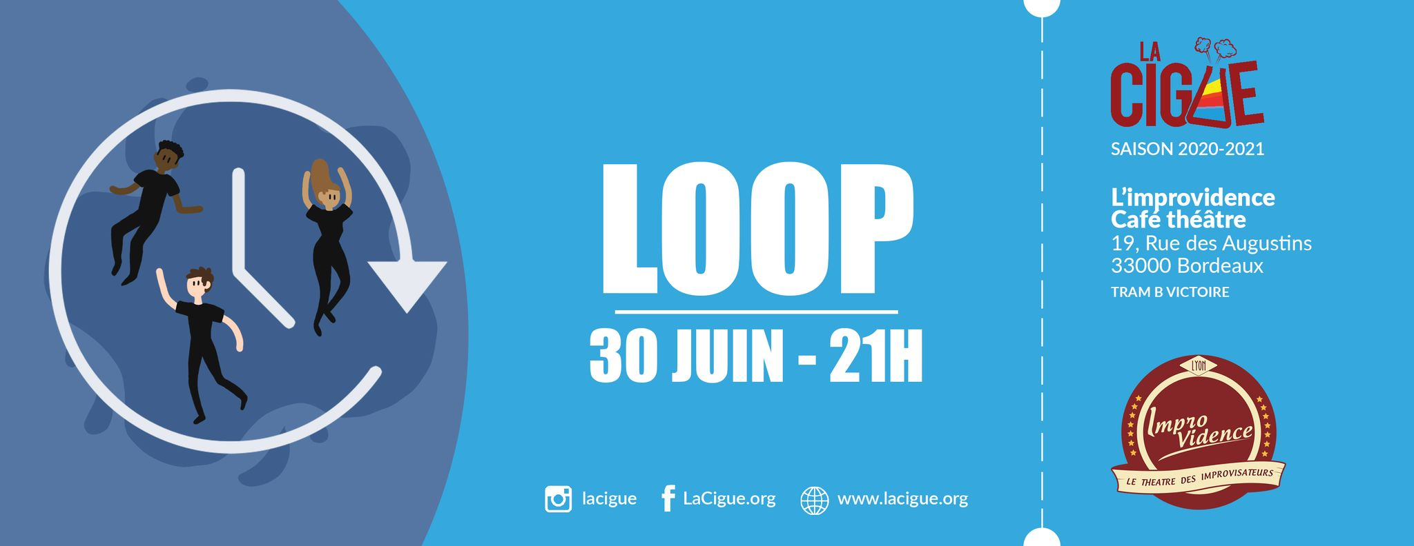 Loop : Un Jour Sans Fin Improvisé